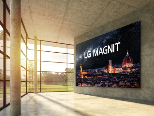 LG's new 163-inch microLED display could change TVs forever