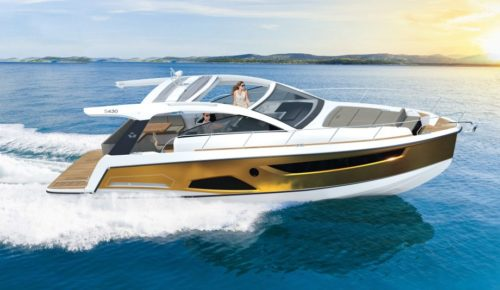 Sealine S430 first look: This sun-worshipping sportscruiser is ideal for Med cruising