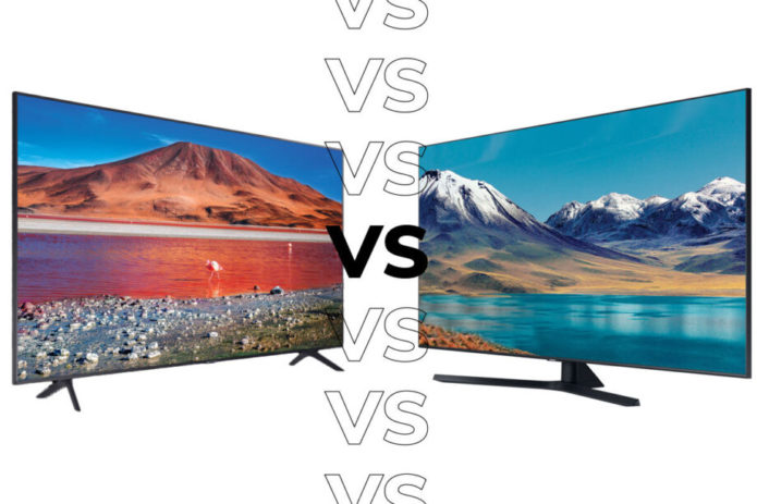 Samsung TU8500 vs Samsung TU7100: Which affordable 4K TV should you get?