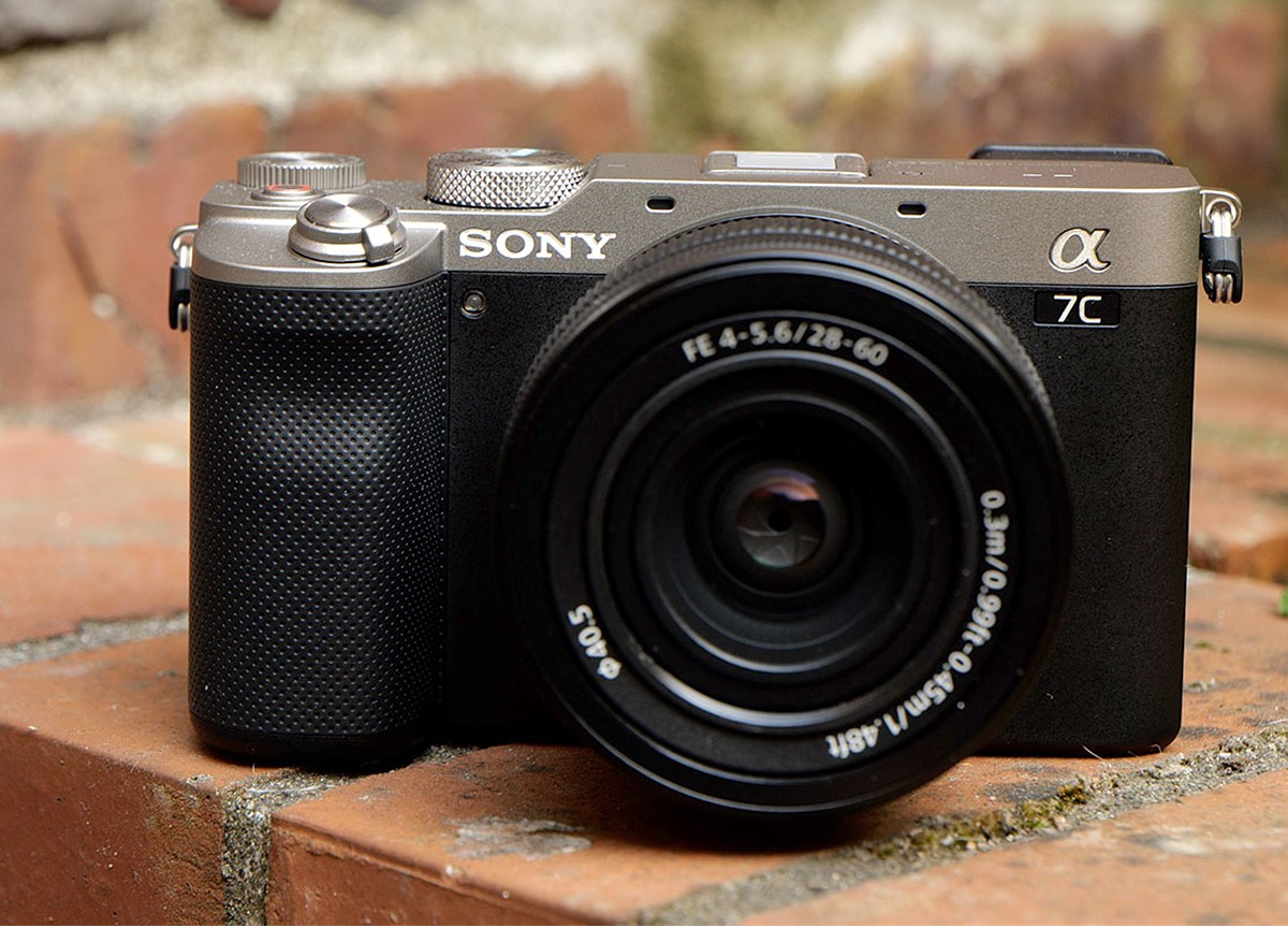 Sony a7C initial review: Compact size, big sensor image quality