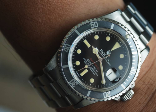 Radiation and controversy – What restoring a vintage Rolex taught me