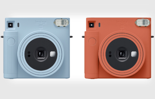 Fujifilm Instax Square SQ1 review: simple square-format fun