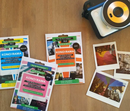 KONO!RAMA: The Most Exciting Thing in Instant Photography Right Now