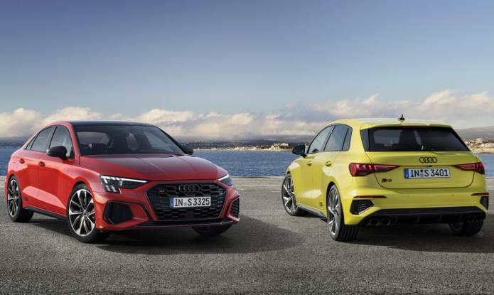 2021 Audi S3 Sportback Previews a New S3 Sedan