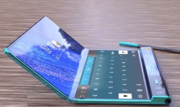 Huawei Mate X2 Concept Appeared: Stylus Pen, Four Rear Cameras