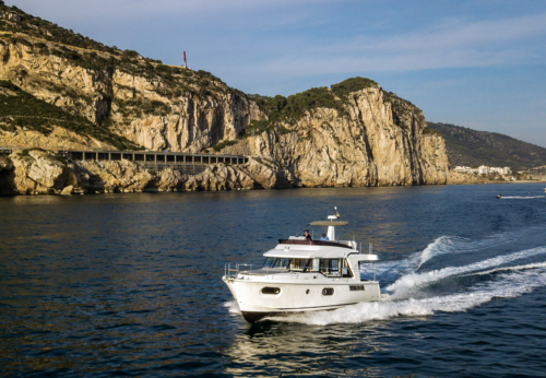 Beneteau Swift Trawler 41: 24-hour liveaboard test reveals true versatility