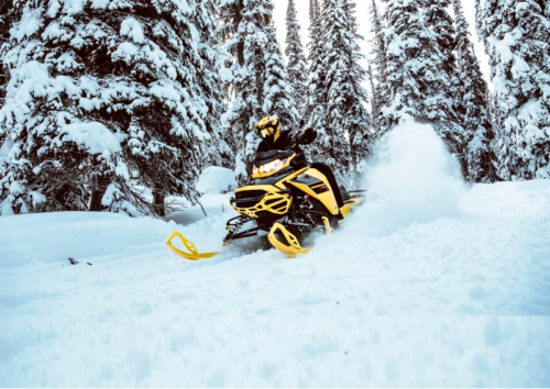 Ski-Doo Unveils 2021s: New Suspensions, Engine And More!