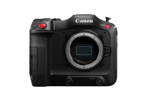 Canon EOS C70 is like a cross between a Canon EOS R and a cinema camera