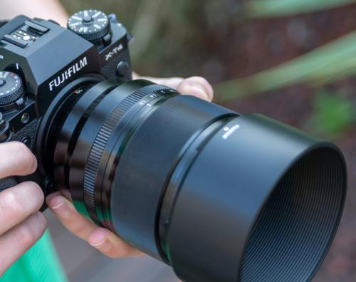Fujifilm XF 50mm F1.0 R WR field review