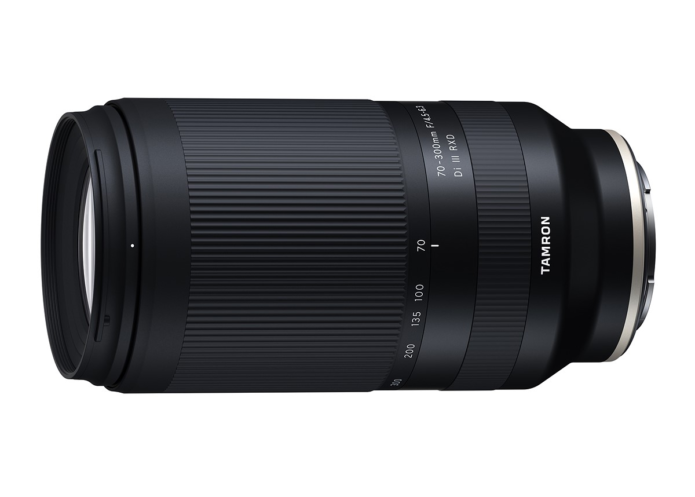 Tamron announces a compact $549 70-300mm F4.5-6.3 for Sony E mount cameras