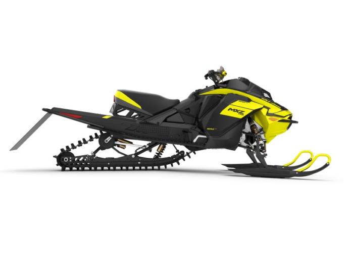 2021 Ski-Doo MXZx 600RS Unveiled With Shock Upgrade