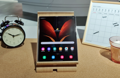 Samsung Galaxy Z Fold 2 hands-on review