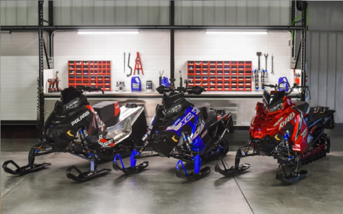 Polaris Gives Snocrossers More Power In 2021 600R