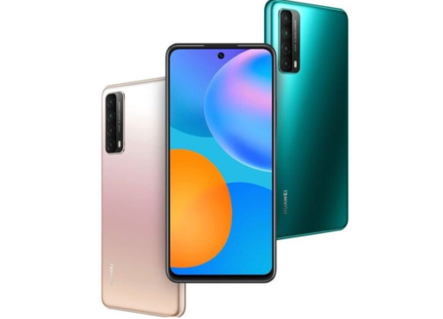 Huawei P Smart 2021 Launched With Renewed Design and Quad-Camera