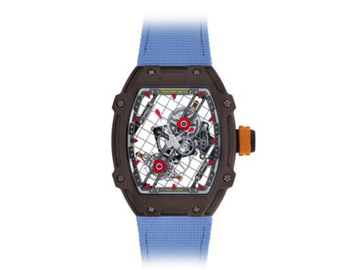 Why Does This Richard Mille Watch Cost $1,000,050?