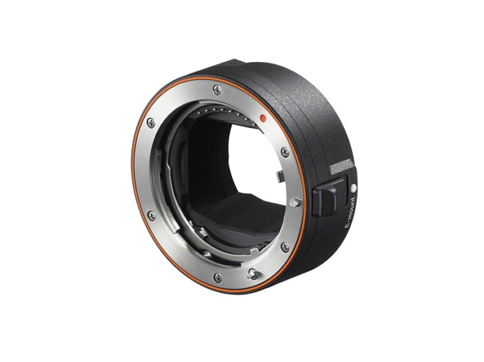 Sony announces new A-mount to E-mount lens adapter with built-in screw drive support
