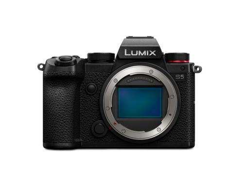 Panasonic introduces Lumix DC-S5 stills/video hybrid camera