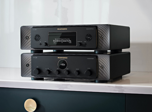 Marantz Model 30 integrated amplifier launches with bold new design