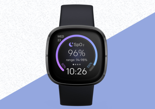 New Fitbit Versa SpO2 watch face checks your vitals