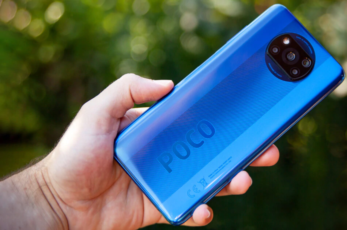 Poco X3 NFC in for review