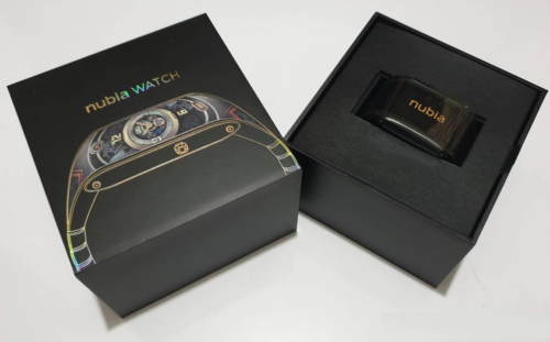 Nubia Watch Early Review: Future Potential