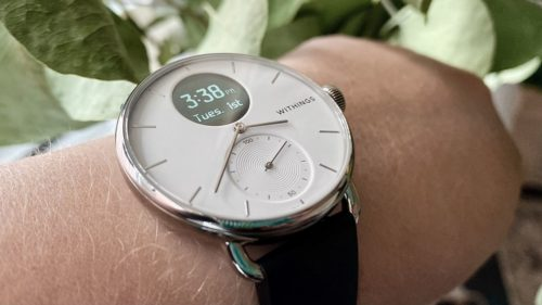 Withings ScanWatch hands-on review