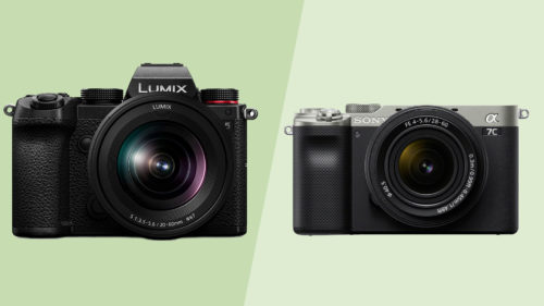 Sony A7C vs Panasonic Lumix S5: which is the best full-frame camera?