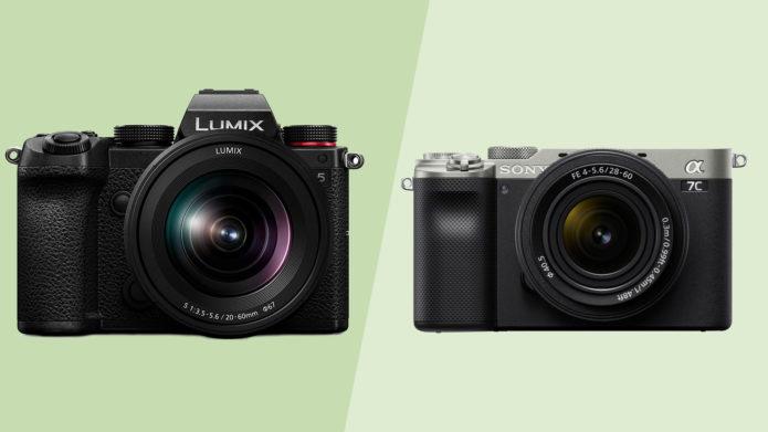 Sony A7C vs Panasonic Lumix S5
