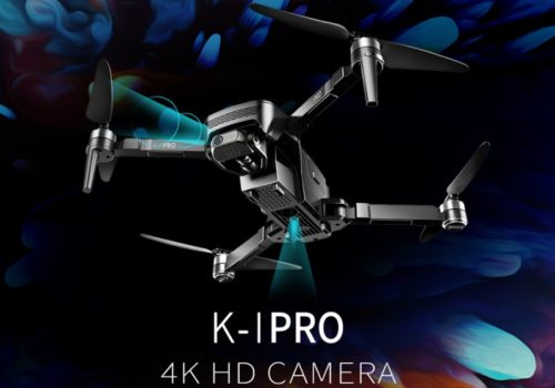 VISUO K1 PRO Review – 4K RC Drone