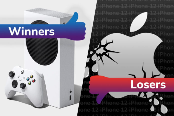 Winners and Losers: The Xbox Series X wows while Apple leakers stumble over dates
