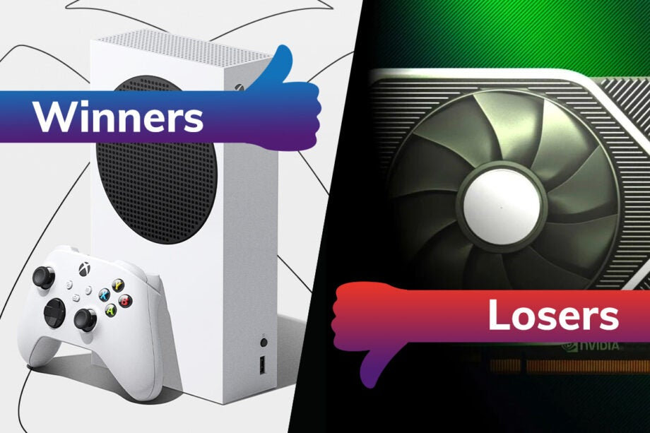 Winner and Losers: Xbox ups its games while Nvidia RTX 3080 hunters come up empty