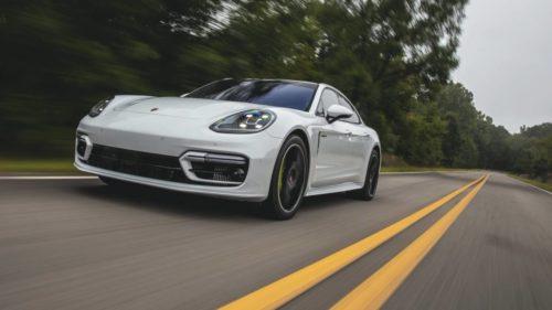 2021 Porsche Panamera 4S E-Hybrid First Drive – Electric Hero