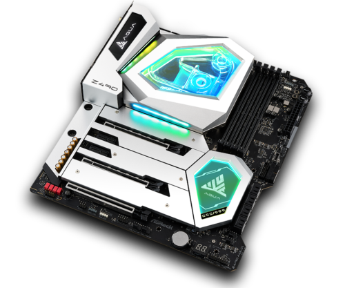 ASRock Z490 AQUA Review