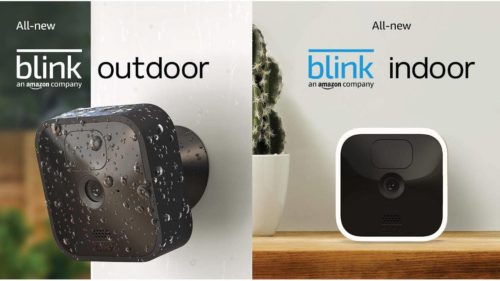 Amazon Blink Indoor and Outdoor cameras promise four years of battery life