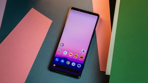 Sony Xperia 1 III is rumored to get an upgraded display and selfie camera