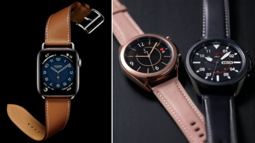 Apple Watch Series 6 vs Samsung Galaxy Watch 3: How do they compare