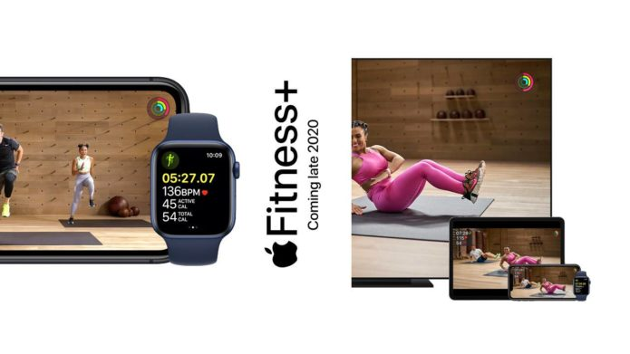 Apple Fitness+ subscription uses Watch, iPhone, iPad, Apple TV for health