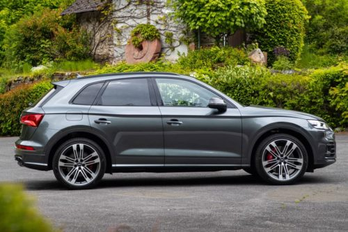 Audi SQ5 diesel SUV returns