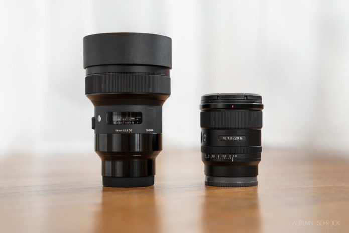 Sony FE 20mm 1.8 G: A great lens for astrophotography and more