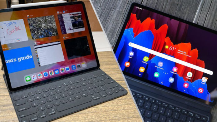 Samsung Galaxy Tab S7 Plus vs. iPad Pro: Which tablet is best?