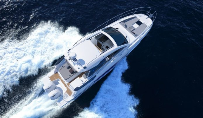 Beneteau Gran Turismo 36 first look: French giant adds new outboard model