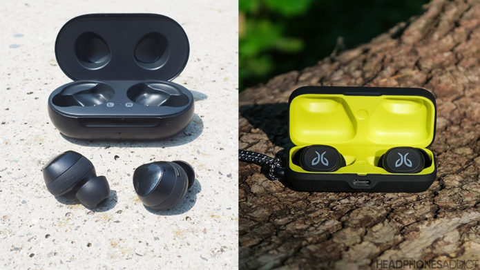 Jaybird Vista vs. Samsung Galaxy Buds+