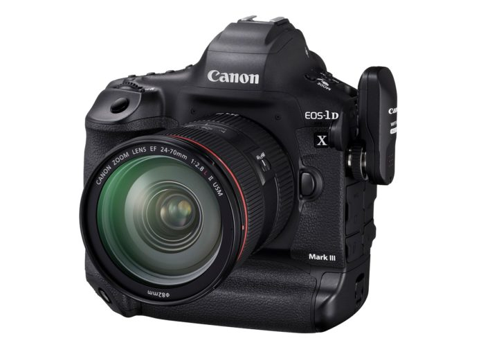 Canon EOS-R1 Camera to be Announced in 2021