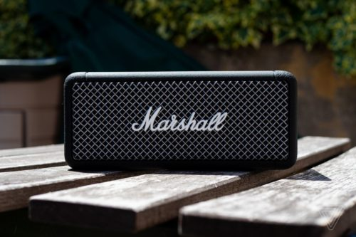 Marshall Emberton review