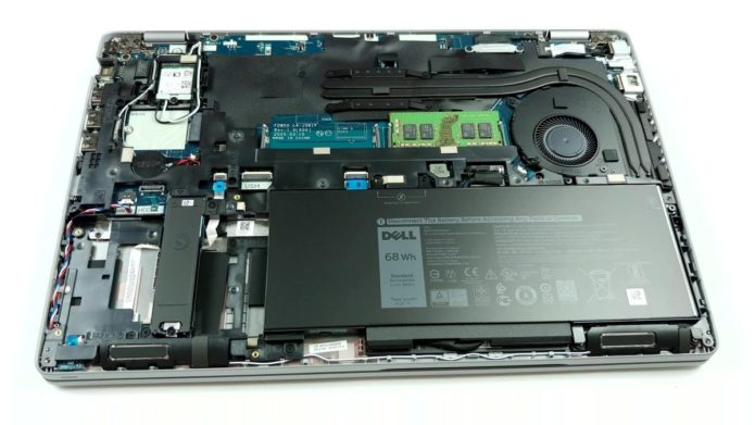 Inside Dell Latitude 15 5510 – disassembly and upgrade options