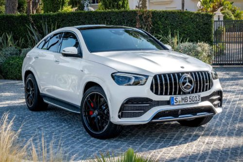 2021 Mercedes-Benz GLE Review