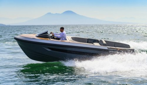 Evo T2 first look: Superyacht tender design spawns new dayboat range