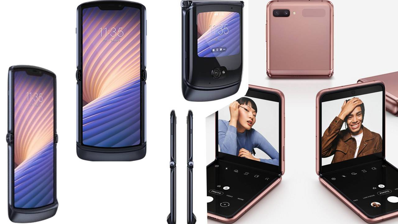 Motorola RAZR 5G price and features leaked VS Galaxy Z Flip 5G
