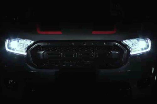Ford Ranger FX4 Max teased
