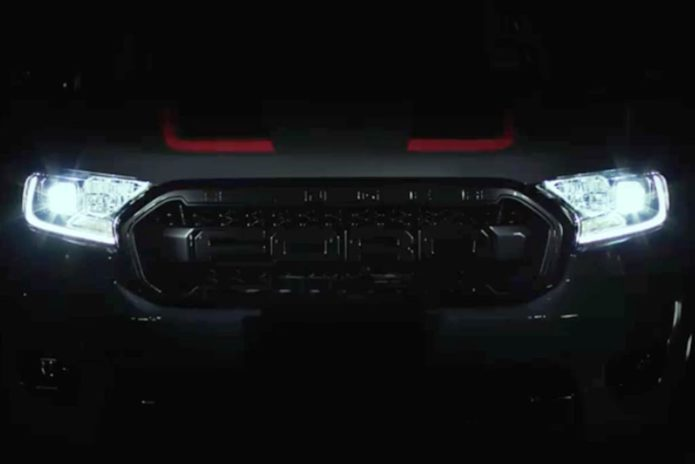 Ford Ranger FX4 Max teased